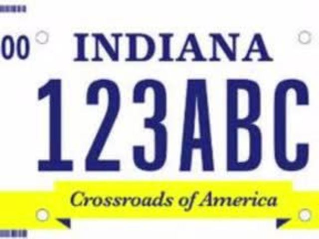 Less than a week remains to vote on new Indiana license plate