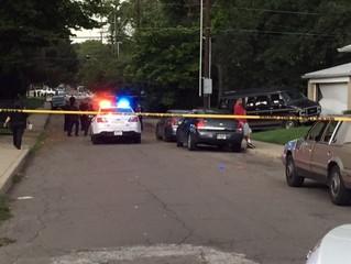 Victim critical in Butler-Tarkington shooting
