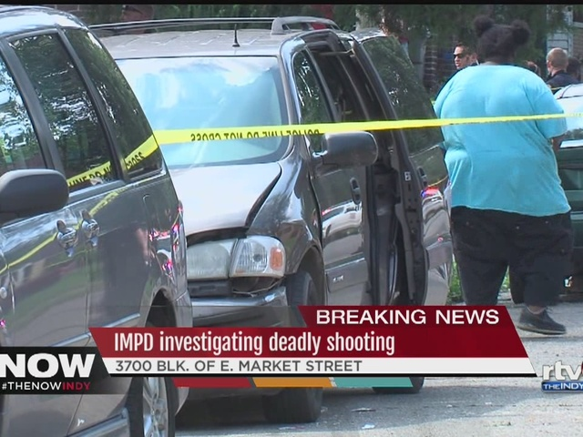 Man dies on Indy's east side after being shot
