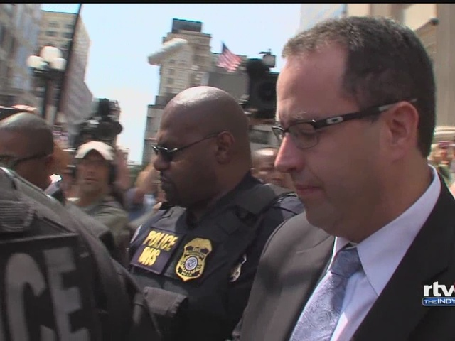 Jared Fogle victim drops federal lawsuit