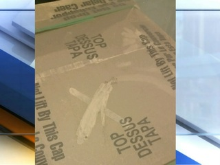 State looking for source of Carrier lead dust