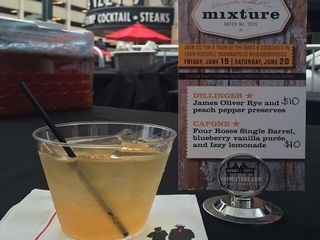 Shake things up on Indy's cocktail tour