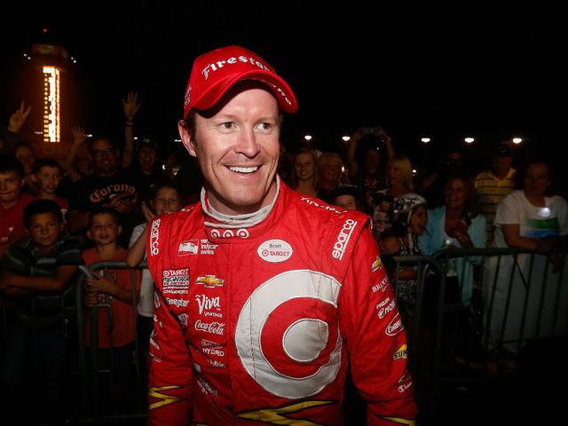 Dixon wins at Watkins Glen
