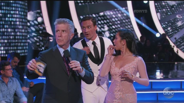 'Dancing with the Stars' released new video of Lochte protesters