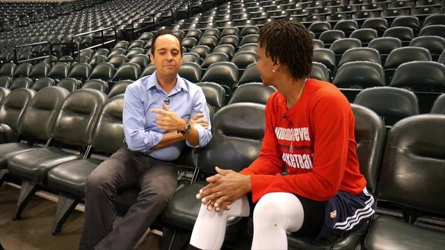 Fever clinch 5th seed in Catchings' last regular-season game
