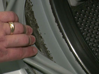 Deadline approaching for moldy washers money