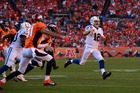 Colts fall to Broncos, 34-20
