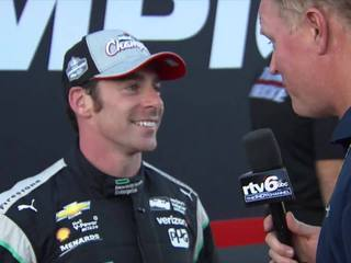 WATCH: Pagenaud on being IndyCar Series champ