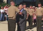 WWII vet gets Purple Heart 72 years later
