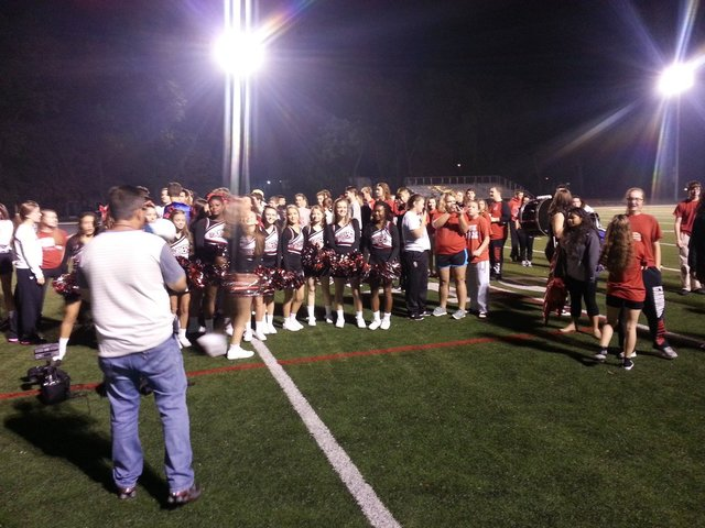 Friday Football Frenzy: The Raiders of Cardinal Ritter ...