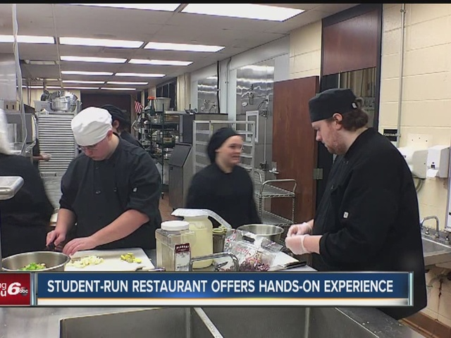 Greenwood student-run restaurant offers hands-on experience