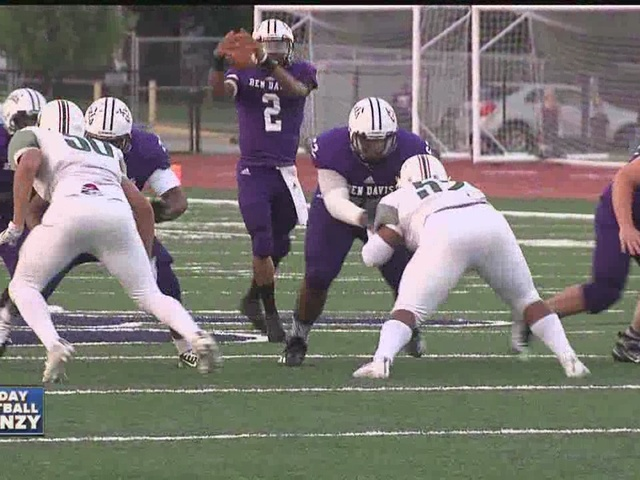 HIGHLIGHTS: Ben Davis vs. Lawrence North