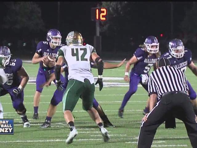 HIGHLIGHTS: Brownsburg vs. Westfiend