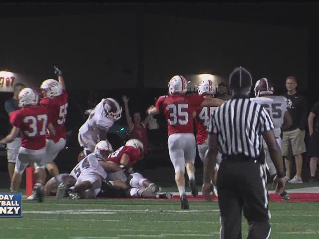 HIGHLIGHTS: Center Grove vs. Lawrence Central