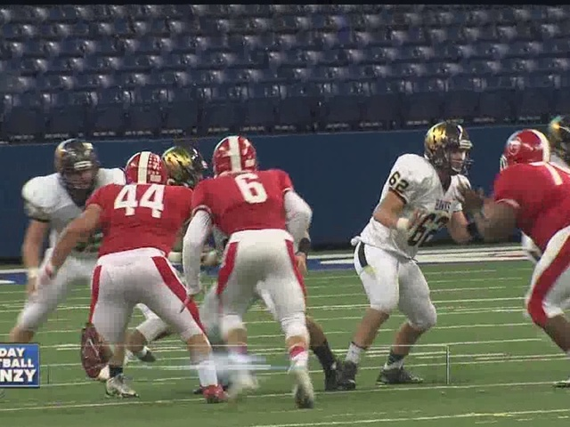 HIGHLIGHTS: Decatur Central vs. Plainfield