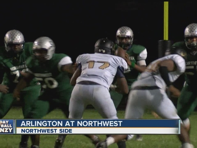 HIGHLIGHTS: Friday night High School Football