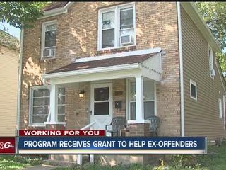Program receives $20k grant to help ex-offenders