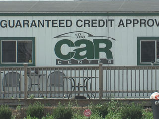 State investigating car lot's sudden closure