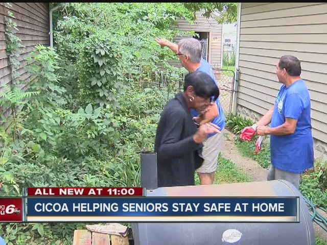 CICOA helps seniors stay safe at home