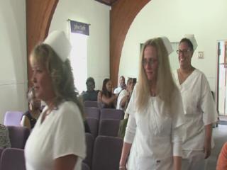 ITT Tech nursing students hold pinning ceremony