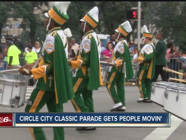 Thousands of people lined the streets of downtown Indy Saturday for the…
