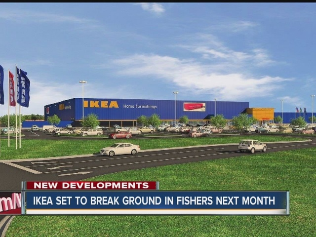 Fishers to get an Ikea