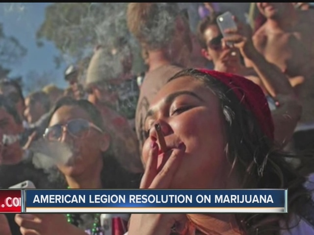 Indianapolis based American Legion asking lawmakers for more research on…