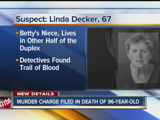 New details in the murder of 96-year-old woman