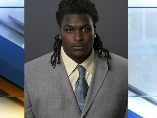 Purdue football player charged with battery