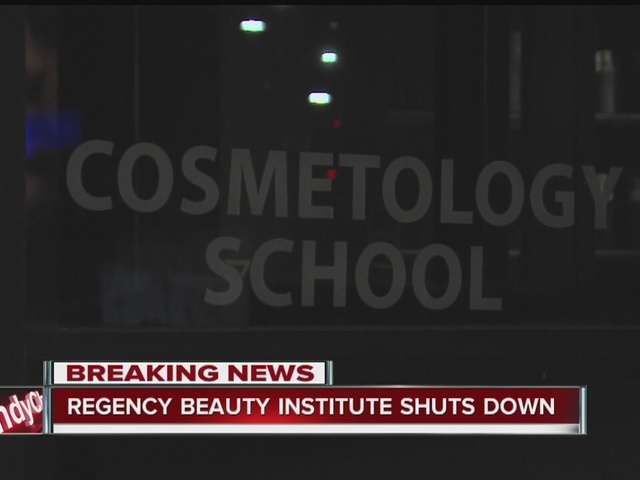Regency Beauty Institute closes all 79 campuses