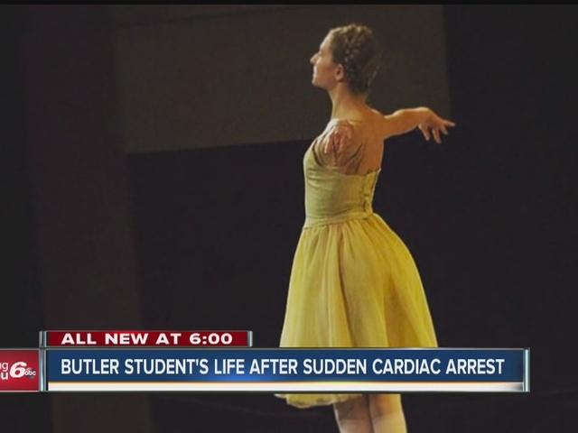 Butler University student suffers sudden cardiac arrest
