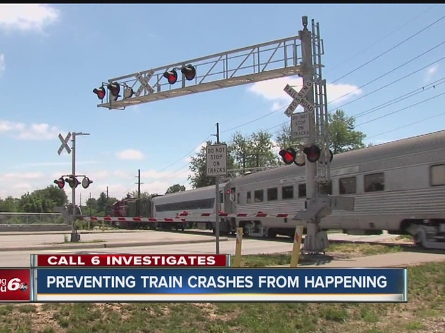 Could new technology prevent train crashes