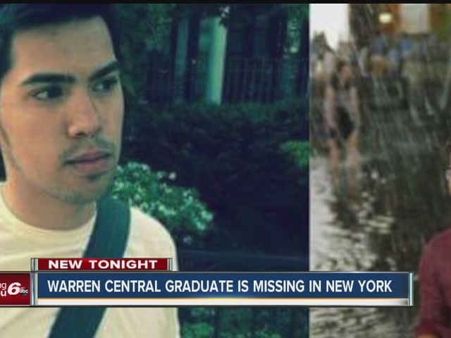 Warren Central High School graduate missing in NYC