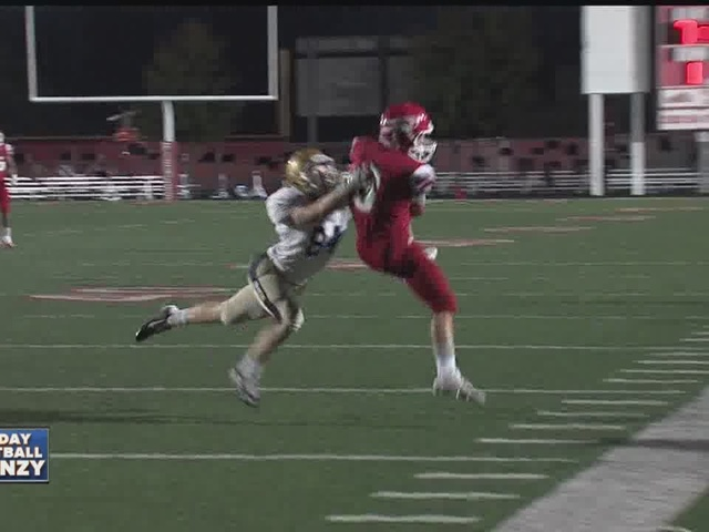 HIGHLIGHTS: Fishers upsets Cathedral 27-17