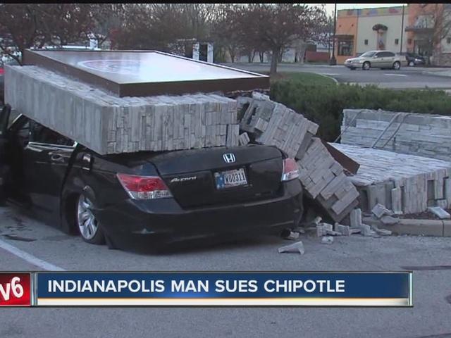 Indianapolis Man sues Chipotle