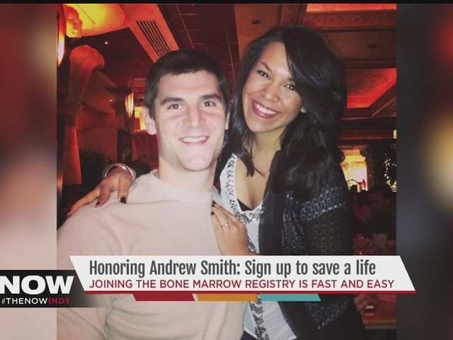 PROJECT 44: Andrew Smith's wife: I know I'll see him again