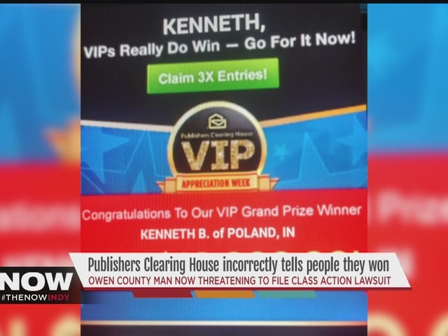 WATCH: You are NOT a winner! Publishers Clearing House