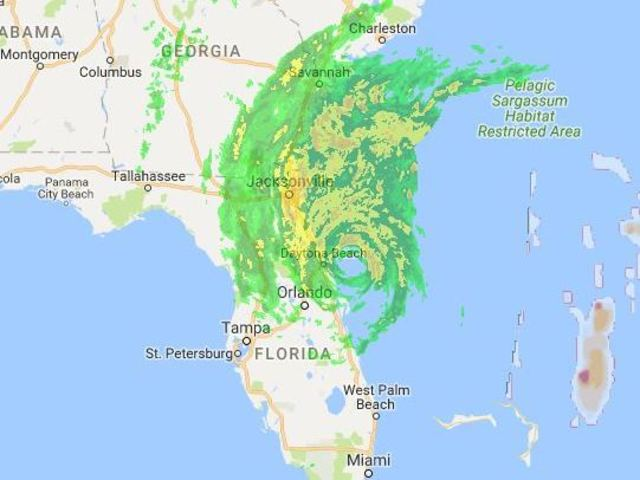 How will hurricane matthew affect central indiana for Aaa hoosier motor club indianapolis