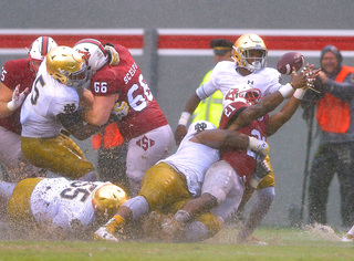 7 slippery highlights from Notre Dame v NC State