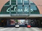 Woman robbed at gunpoint outside Circle Centre