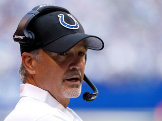 Pagano ready to make case to remain Colts coach