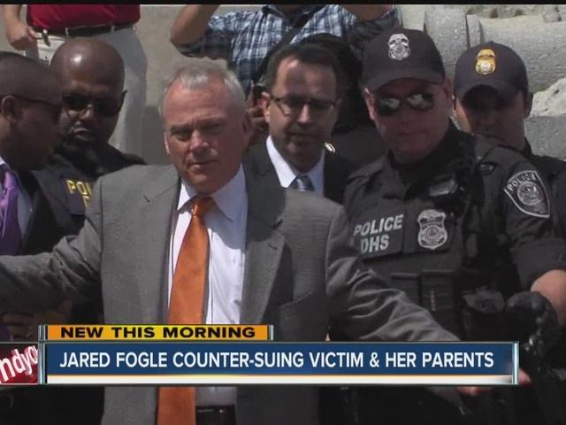 Court docs: Fogle calls victim, victim's parents to stand in countersuit
