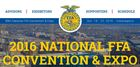 National FFA convention takes over downtown Indy