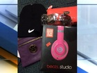 Suspected counterfeit items sold at festival