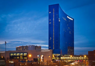 3 of the top 10 Midwest hotels are in Indy