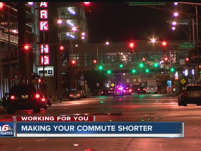 CALL 6: How Indianapolis is working to make your commute faster