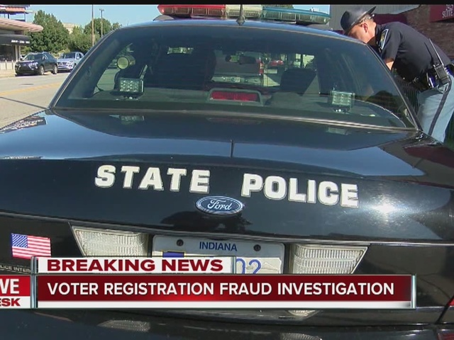 Voter registration fraud investigation continues