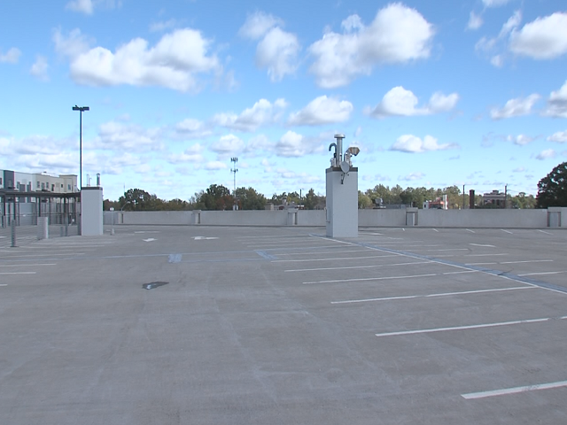 Enterprise Wants To Build Facility On Top Of Parking
