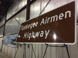 Photos: I-65 renamed after Tuskegee Airmen