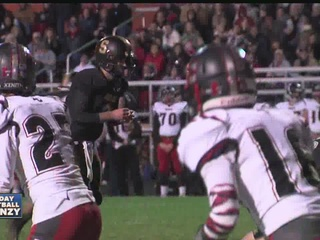 HIGHLIGHTS: East Central beat Shelbyville 41-27